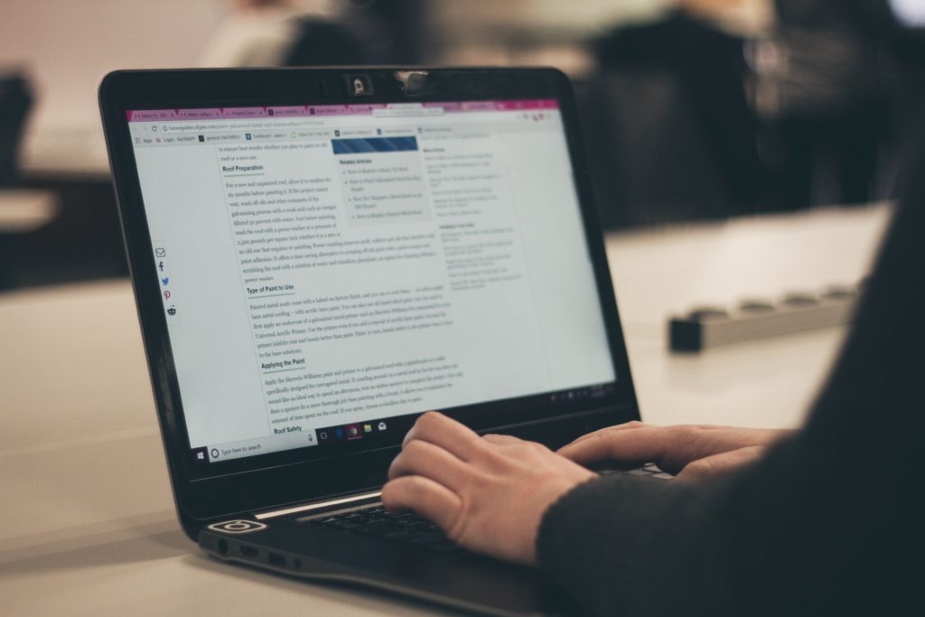 make your blog posts readable